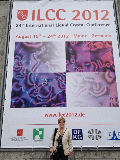 Cristina Marchetti at ILCC 2012